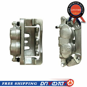 Completely Rear New Top Quality Brake Caliper Pair Fit 05 07 F 350 Super Duty