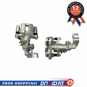 Completely New Rear Brake Calipers Pair Set Fit 98 07 Honda Accord Acura Tsx