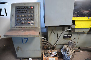 Hardinge Model Ahc Super Precision Automatic Chucker Lathe