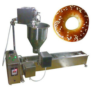 Ce Automatic Donut Maker Stainless Steel Mini Donut Maker Making Machine