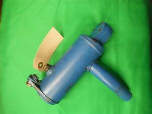 Sba340750081 Pump Filter Housing Ford 1310 Tractors Hydraulic Systems