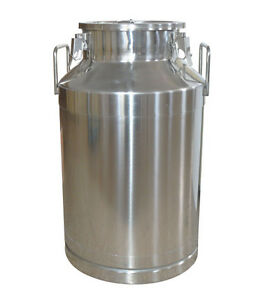 Stainless Steel Milk Pail 20l 5 3gallon Liquior Storage Rice Bucket Wine Can Ca