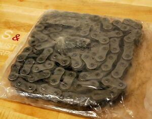 Peer Chain 100r 10 Ft Roller Chain Including One Connecting Link New