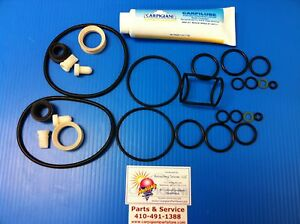 Carpigiani Parts Coldelite Ice Cream Gelato Yogurt Tune Up Kit Uf 820