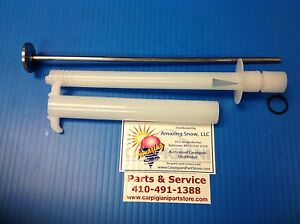 Carpigiani Coldelite Soft Serve Ice Cream Feeding Tube Assembly Uc113g