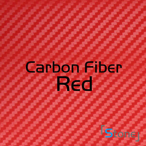 carbon fiber vinyl red in stock replacement auto auto parts ready to ship new and used. Black Bedroom Furniture Sets. Home Design Ideas