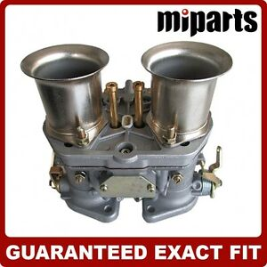 44idf Carburetor With Air Horns Fit For Solex Dellorto Weber Empi 44mm Fiat
