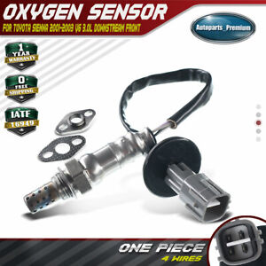 O2 Oxygen Sensor For Toyota Sienna 2001 2003 V6 3 0l 1mzfe Downstream Front