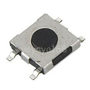 500pcs 4legs 4 5x4 5x1 5mm Tact Switch Smt Smd Tactile Switches Pushbutton New