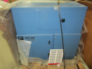 T h Industries 500c1 75 Oil Mist Collector 500 Cfm 3 4 Hp 460vac New In Box