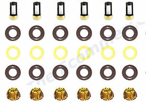 Fuel Injector Repair Service Kit For Bmw 323i 325i M3 525i 323is 325is 525it