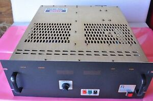 Rf Plasma Products Model Rf 10 Var 1075 Ver 1 6 Working Condition See Detail