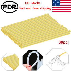 30 Us Pdr Tools Glue Sticks Car Body Paintless Dent Repair Puller Hail Removal