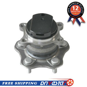 1 New Rear Wheel Hub And Bearing Assembly For 2008 2013 Nissan Rogue Fwd