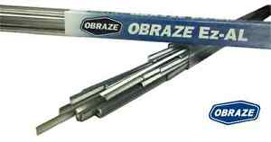Aluminium Brazing Welding Rods With Flux 045 X 118 X 20 Alloys Obraze