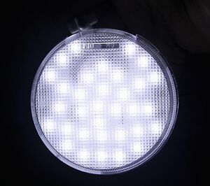 Direct Exact Fit Led Interior Panel Dome Lights For Nissan Gq Patrol 87 97