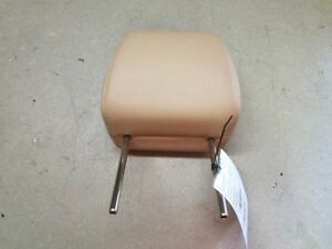 Mazda 3 2010 Front Headrest Tan Leather 69121