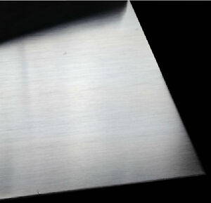 1pcs 316l Stainless Steel Plate Sheet 3mm X 80mm X 80mm ec 52 Gy