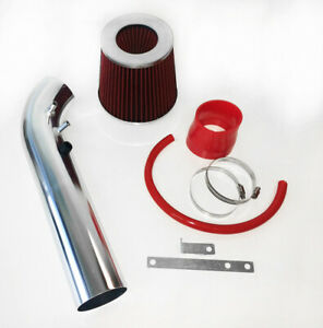 Red For 1999 2000 Honda Civic 1 6l L4 Ex Hx Si Air Intake System Kit Filter