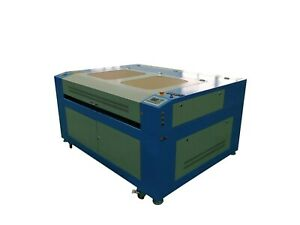 100w 1390 Co2 Laser Engraving Cutting Machine acrylic Engraver Cutter 1300 900mm