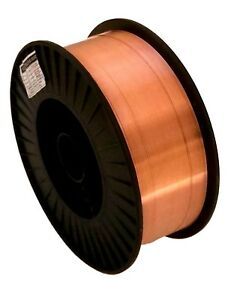33 Lb Roll 030 Mig Welding Wire Er70s 6 Spool 40 Pound
