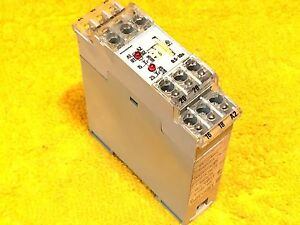 perfect E Dold U Sohne Mk 9962 82 Timer Relay Time Delay Relay