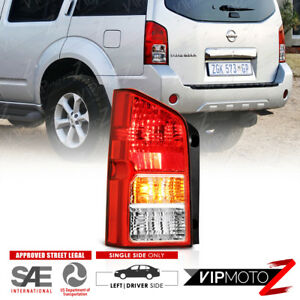 For 05 12 Nissan Pathfinder Factory Style Driver Side Left Tail Lights Lamps