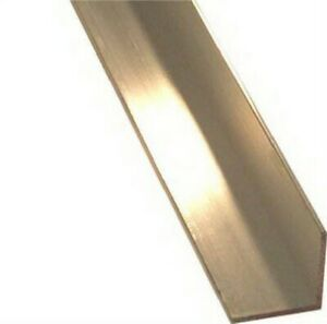 Steelworks Boltmaster 11455 1 2x3 4x36off Aluminum Angle no 11455 3pk