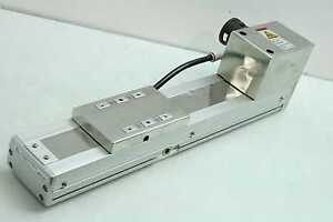Iai Intelligent Actuator Isd s 16 60 200 cr Ball Screw Linear Actuator 200mm Tvl