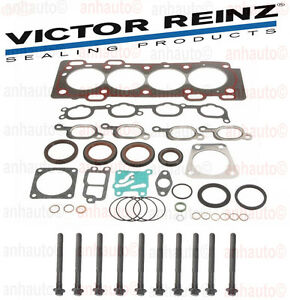 Victor Reinz Head Gasket Set Head Bolts Volvo S40 V40 From Engine 1818169