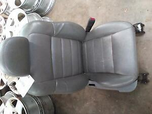 Dodge Magnum Front Seat Bucket Gray Leather Power Rh 2005 2006