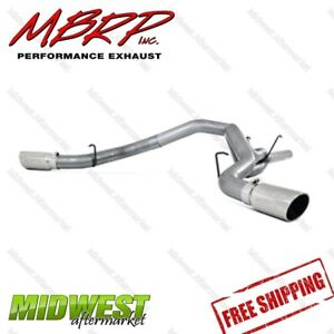 Mbrp Filter Back Dual Side Exit Fits 2010 2012 Dodge Ram 2500 3500 Cummins 6 7l
