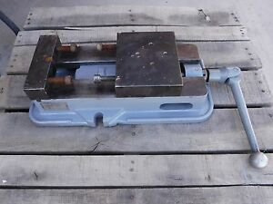 Used Eron Spi Lock tight Machine Vise Model Lt 80