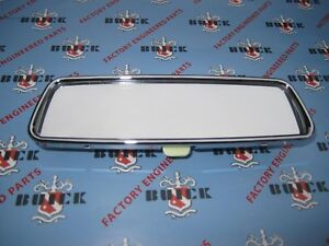 1954 1955 1956 Buick Cadillac Oldsmobile Interior Rear View Mirror Day Nite
