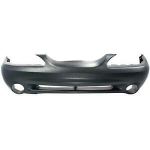 Mustang 94 98 Front Bumper Cover Primed Cobra Model