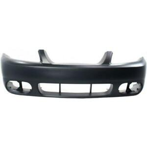Mustang 03 04 Front Bumper Cover Primed Cobra Model