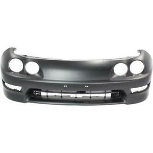 Integra 98 01 Front Bumper Cover Primed Exc Type R Model Usa Built