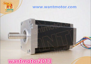 Usa Ship free 1pc Wantai Nema 42 Stepper Motor 110bygh201 001 201mm 8a 4200oz in