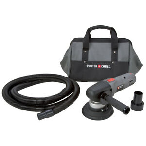 Porter-Cable 97455 5-Inch 4.5 Amp Random Orbit Sander with Dust Collection