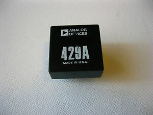 429a Fast Multiplier divider Analog Devices Intronics