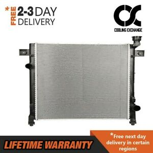 Radiator For Jeep Liberty 2008 2009 2010 2011 2012 V6 3 7