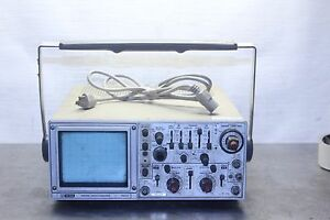 Bk Precision Model 1544 Oscilloscope 40mhz