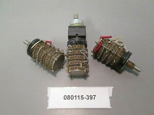 Grayhill 53m15 05 1 23n 5 Deck 22 Position Selector Switch Lot Of 3