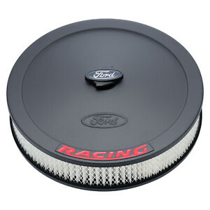 Proform 302 352 Air Filter Element Ford Racing Air Cleaner Kit Black