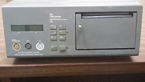 Corometrics Medical 115 Fetal Monitor Power On Tested Only as Is