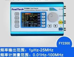 60mhz Dds Arbitrary Waveform Dual Channel Signal Generator Sinewave Squarewave