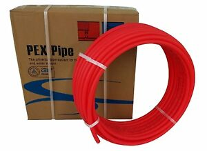 1 X 100ft Pex Tubing O2 Oxygen Barrier Radiant Heat 1 Inch