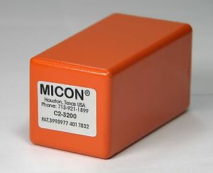 C2 3200 Micon Powell Industries Component Can For Micon C2 Control Systems