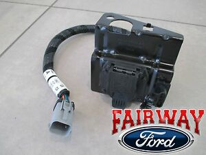 ford trailer wiring harness oem    auto parts