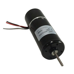 Bldc Motor Long Life High Speed 24v 5000rpm Dia 32mm Small Electric Brushless